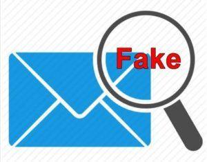 Fake Emails