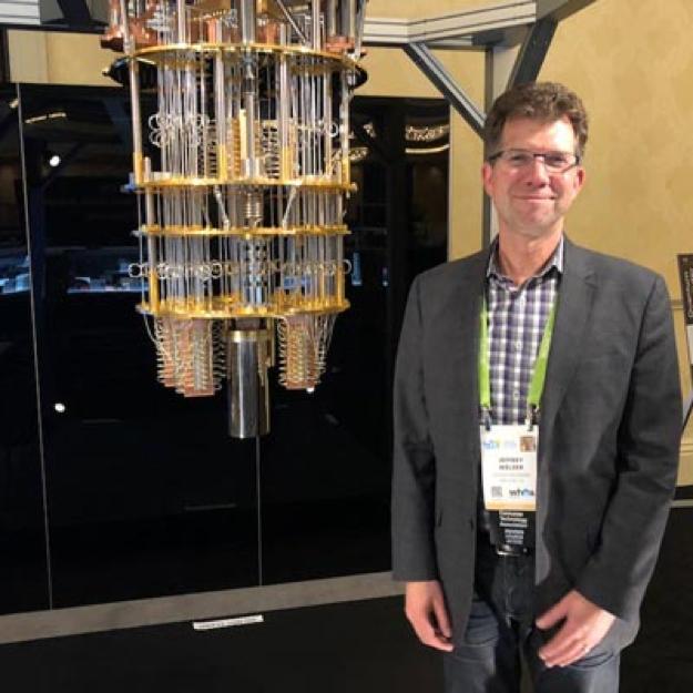 IBM 50-Qubit Quantum Computer