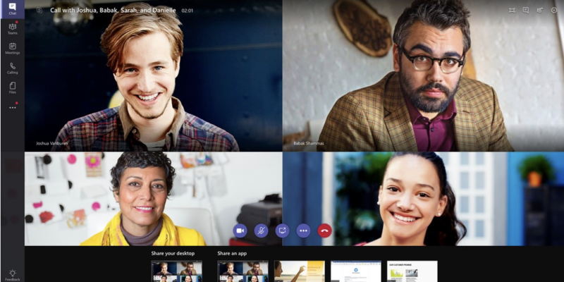 A new way to communicate and collaborate – Microsoft Teams