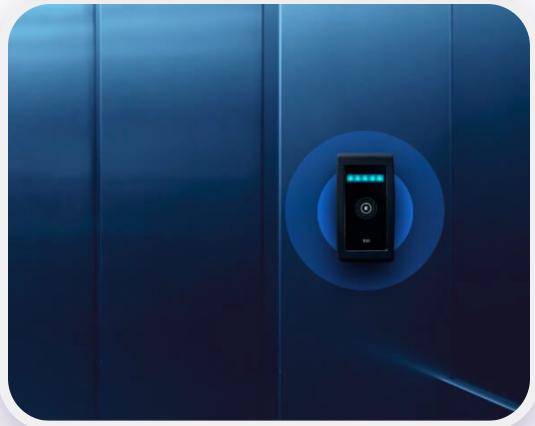 Kisi Elevator Access