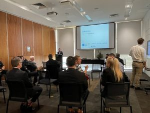 Calibre One Fortinet Cyber Security Breakfast