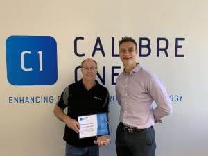 2021 Responsibility Award - Rob Holliday