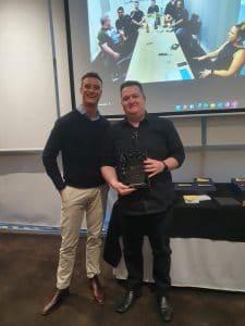 2021 Top Account Manager - Scott Renshaw
